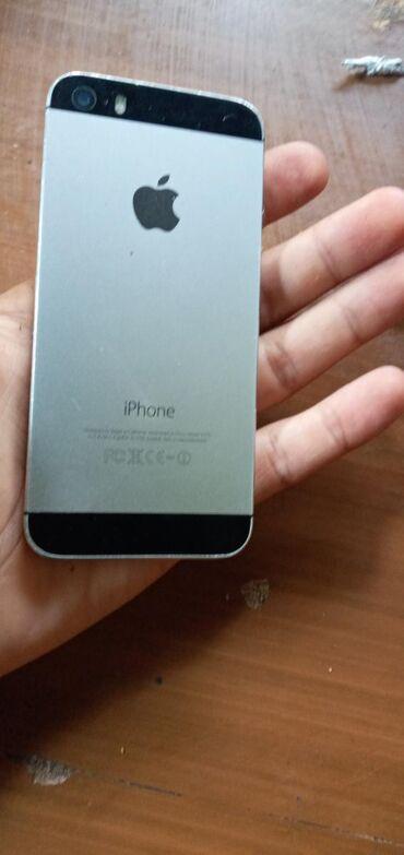 Iphone 5s.Problemi yoxdur.El izi islemir.qiymet 80