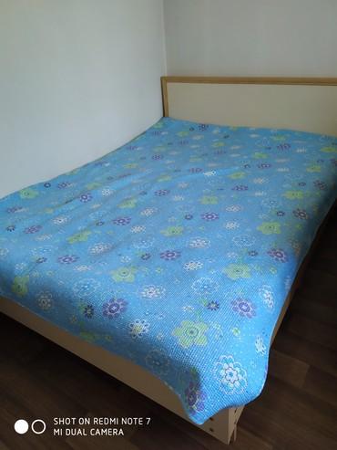 Продаю 2-х спальную кровать из- за в Бишкек