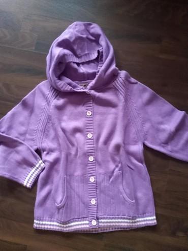 Džemper za devojčicu - Novo. Veličina 8 - Ruma