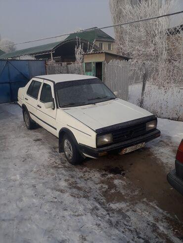 Volkswagen Jetta 1.8 л. 1988 | 8562880 км