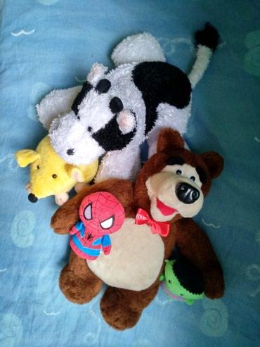Продаю качественные мягкие игрушки в в Бишкек