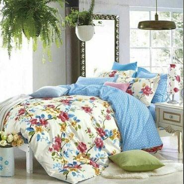детский комплект постельного белья в кроватку в Кыргызстан: Постельное белье, комплект 2хспалки.Мако сатин %хлопок.Качество