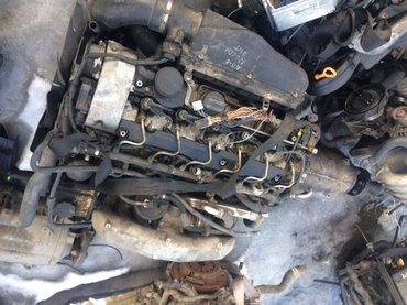 Продаю на Мерс двигатель с коробкой с навесными комплект обьем 3.2 диз в Бишкек