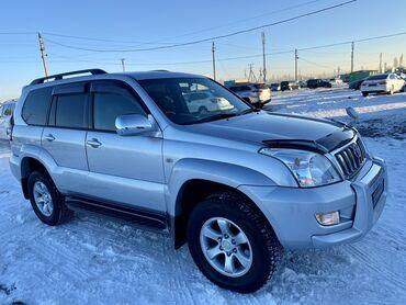 Toyota Land Cruiser Prado 3.4 л. 2004 | 145000 км