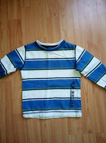 Kvalitetna bluza za decaka c&a nova obucena par puta velicina 92