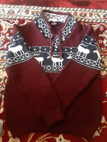 Продаю новый вяханный свитер размер S M L подойдет.новая за 250с