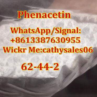 Us European Phenacetin Fenacetina Raw Shiny Powder 62-44-2  Product Na