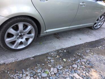 Транспорт - Бостери: Продаю титановые диски на Тойота Авенсис, в отличном состоянии