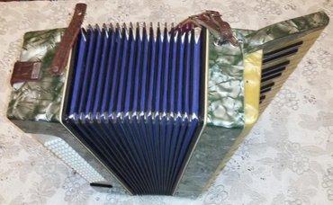 продаю немецкий аккордеон ручной работы 3/4 (ориентировочно 1943-45 в Бишкек