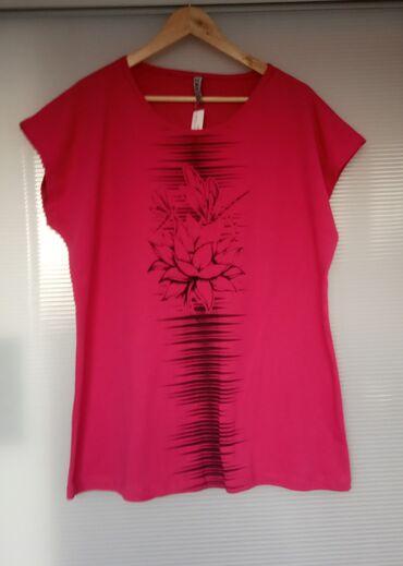 Pamučna majica prelepe boje, veličine 2xl i 3xl. Novo sa etiketom