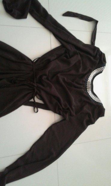 Haljina tunika novo sa srebrnom ogrlicom moze se podesavati kako - Backa Palanka