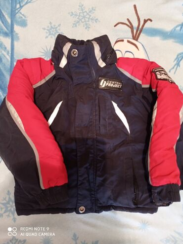 Куртка для мальчика. На возраст от 3 до 5 лет. Состояние