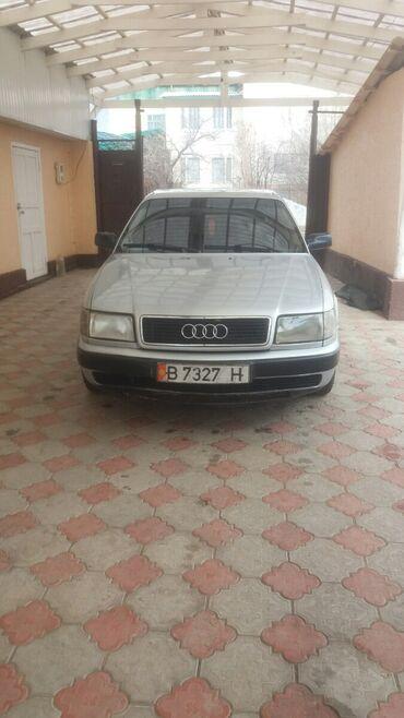 Audi 100 2.3 л. 1992   256125 км