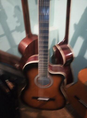gitara klassik - Azərbaycan: Klassik teze gitara
