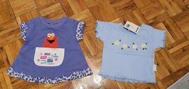 Obe majice za 300 din. Velicina je 80