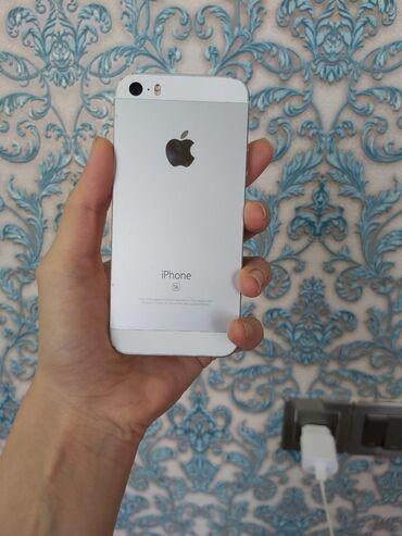 5s platasi - Azərbaycan: İşlənmiş iPhone 5s 64 GB Gümüşü