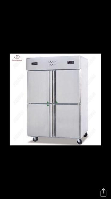 Услуги - Чаек: Промышелнный холодильник 4х двер (Новый)