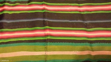prodajem ručno tkan ćilim iz 1908 godine, bojen prirodnim bojama, dime - Beograd