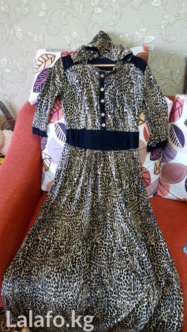 Платье б. у турция 44-48- в Бишкек