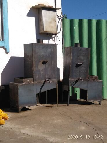 печка для бани в Кыргызстан: Баня.печка. 100.литир. уй. печка. 3500.сом