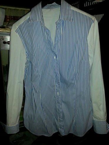 košulja nošena par puta, bez oštećenja , veličina 46 ali je malo manja - Velika Plana