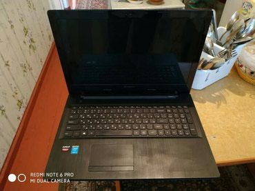 Продаю Lenovo ноутбук в Бишкек