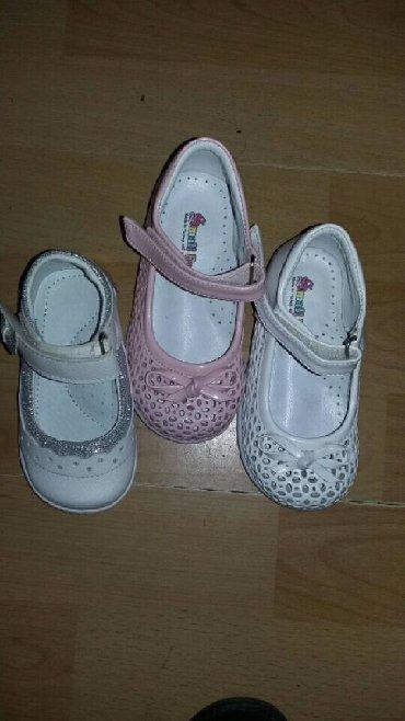 Decije baletanke, polu-cipele i patofne sa anatomskim uloskom i petnim