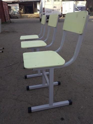 Детская мебель в Кок-Ой: Школьные парты и стулья. Изготавливаем в любом количестве