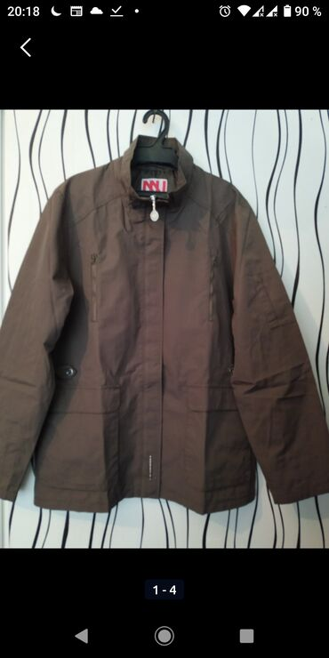 Куртка - ветровка. Размер около 52.Евр бренд. Высокое качество. В хоро