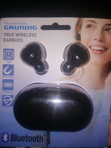 grundig televizor - Azərbaycan: Grundig Bluetooth TWS Earbuds. Almaniyadan göndərilib. Originaldır. Öz