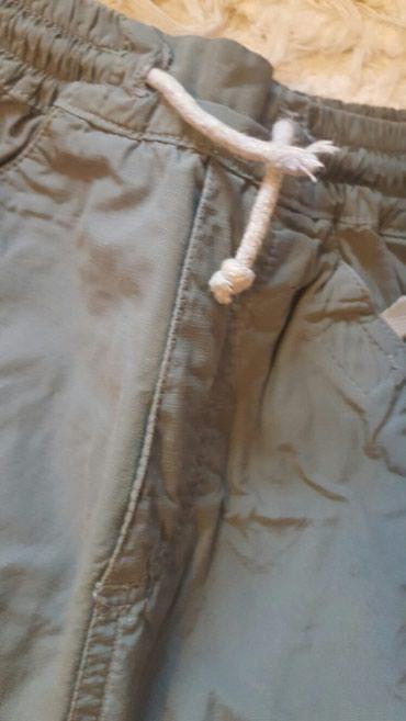 Termo-pantalone - Srbija: Zelene termo pantalone