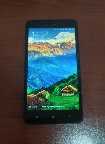 aro spartana 12 mt - Azərbaycan: Təmirə ehtiyacı var Xiaomi Redmi 4A 16 GB göy