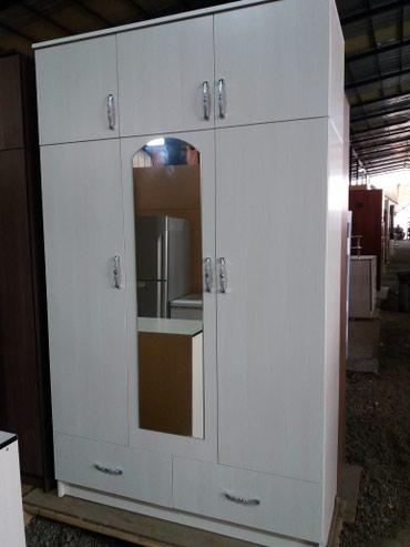 шкаф-3 в Кыргызстан: Шкав 3 дверный 9000 даставка