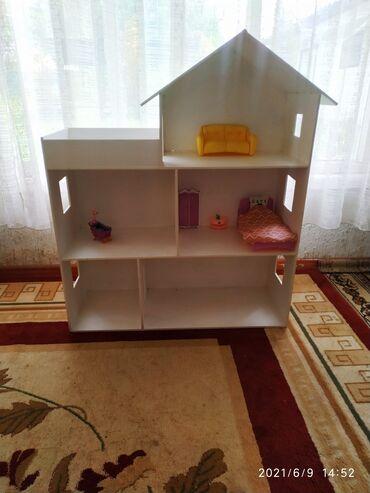 Детский мир - Кой-Таш: Домик для куклы