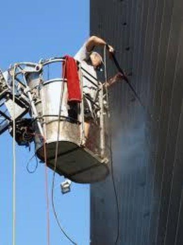 Pre meseca placene ali sam pr - Srbija: Pranje tesko dostupnih prozora pranje tendi pranje i ciscenje svih pod