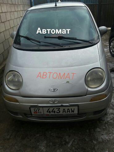 Срочно нужен деньги - Кыргызстан: Daewoo Matiz 0.8 л. 1999