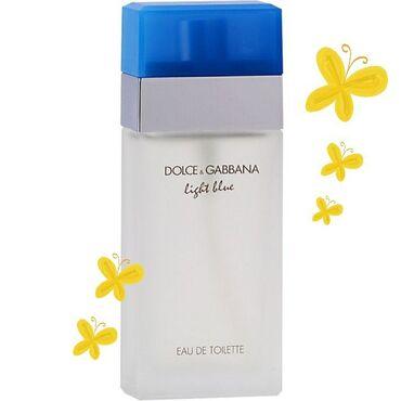 Siberian health - Srbija: DOLCE GABBANA-LIGHT BLUE:EDTzenski,100ml -2550 d Testeri parfema odl