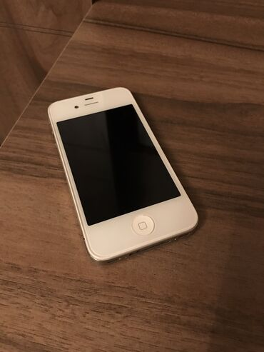 iphone 4s telefon - Azərbaycan: Yeni iPhone 4S 16 GB Ağ