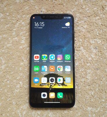 джойстики чехол в Кыргызстан: Б/у Xiaomi Mi 8 128 ГБ Черный