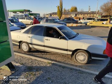 Audi 100 2.2 л. 1986