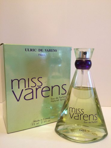 Miss Varens Ulric de Varens в Бишкек