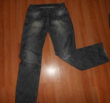 Obim struka farmerke - Srbija: Farmerke cezar jeans vel. 30/34  obim struka 88