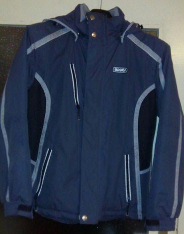 Brugi zimska jakna, veličina S, nošena, očuvana.Preuzimanje lično - Belgrade
