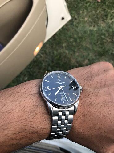 оригинальные расходные материалы 50 набор стержней в Кыргызстан: Серые Мужские Наручные часы Certina