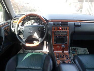 mercedes t1 в Кыргызстан: Mercedes-Benz E 320 3.2 л. 2001