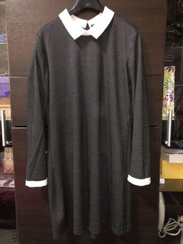 Продаю платье с белым воротникомПодойдёт в школу, университет