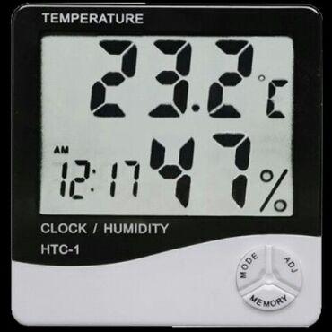 термометр бишкек in Кыргызстан | ГРАДУСНИКИ, ТЕПЛОВИЗОРЫ: НТС-1 термометр гигрометр  Магазин 220volt.kg   Наш адрес : г . Бишкек