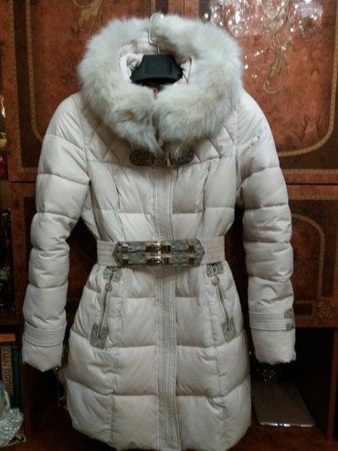 Зимнее пальто. холлофайбер. очень в Бишкек