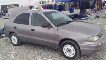 Автомобили в Душанбе: Hyundai Accent 1.6 л. 1997