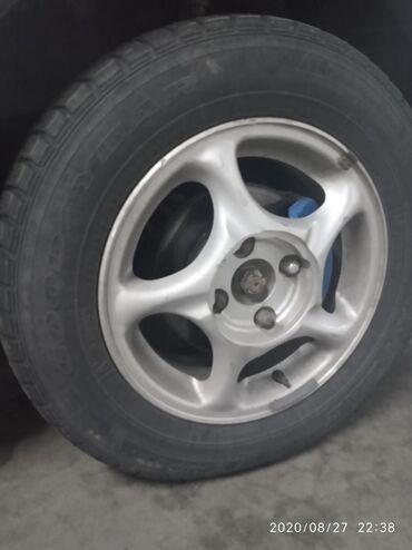 диски шкода 16 в Кыргызстан: Меняю колёса на 16.65.205.диски универсал от марк 2